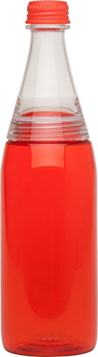 Aladin 729017 Bouteille Bistro 0,60L Rouge, Tomate