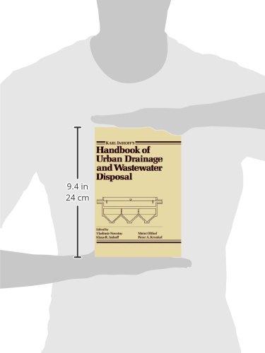 Karl Imhoff′s Handbook of Urban Drainage and Wastewater Disposal