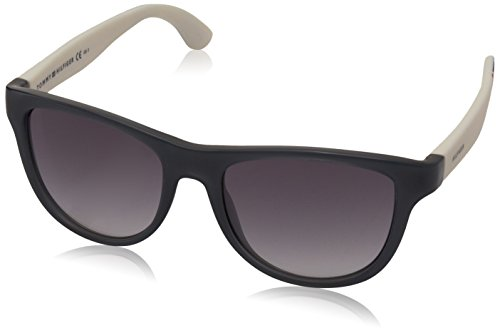 Tommy Hilfiger Unisex-Kinder TH 1341/S EU H9N 48 Sonnenbrille, Grau (Oplgrey Ivory/Grey),