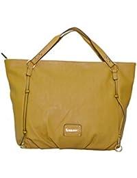 Senora Handbag For Women (Colour-Mustard)