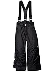 Alpine Pro Pantalón Esquí Sezi 2 Negro 8-9 años (128/134 cm)