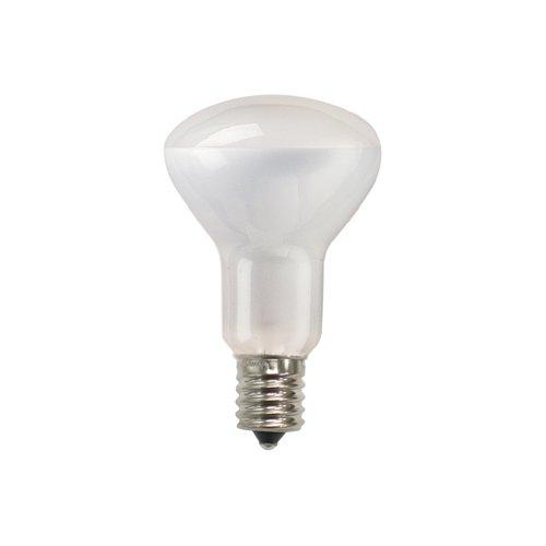 Bulbrite 50R16/E1750W 130V lampadine a incandescenza R16ventola, colore: Trasparente, Clear, E17 50 wattsW 130 voltsV