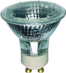 Sylvania Sylvania halogen lamp hi-spot 50W / 240V, GU10, 2500h (Sylvania Watt 75)