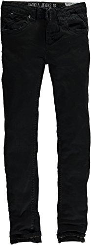 garcia-kids-jeans-slim-uni-garcon-noir-128-cmtaille-fabricant128
