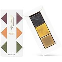 binu Minis | Tres variedades cara Jabón | 100% Natural | el regalo Kleine naturseifen | Handgemachte Jabón Dados probar y viajes