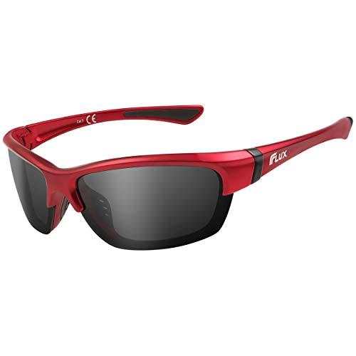 Ice Cube Herren Sonnenbrille Rot Rot/glänzend Large
