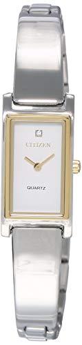 citizen Analog White Dial Women's Watch - EZ6364-59A