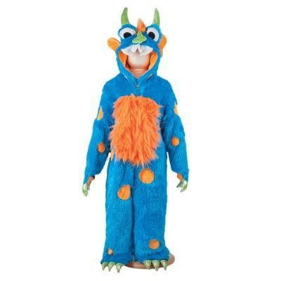 Blue Monster Costume 2 - 3 Years by (2 Boy Yr Halloween Old Kostüme)