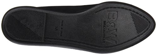 Schwarz Ballerine Break Damen amp; Walk Ballerinas Ballerine Donna 0Xp0q