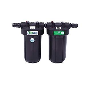 ECOPURE Pro 3H + ganze Haus Wasser Filter
