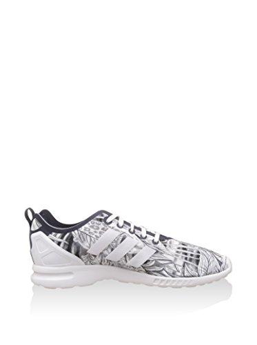 adidas  Zx Flux Smooth,  Damen Sneaker Grau (Legend Ink)