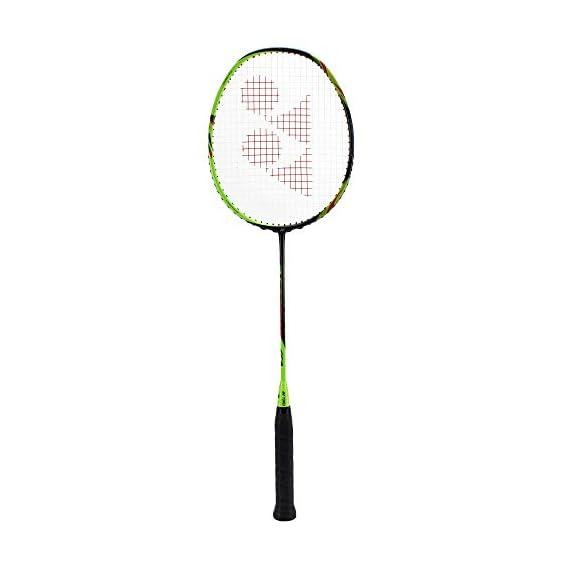 Yonex Astrox 6 Graphite Badminton Racquet (Black/Lime)