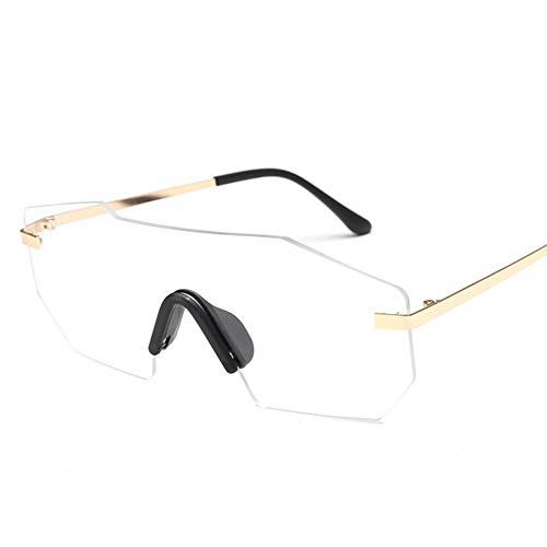 Mode Sonnenbrillen Unisex Sunglasses Sportbrille Metall Rahme Ultra Leicht 100% UV400 Schutz Outdoor Sport Eyewear,C