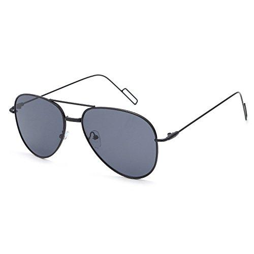 Yezijin_Sunglasses YEZIJIN Sonnenbrille, Autofahrer, Antireflex, Nachtsichtbrille Free Size D