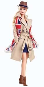 Barbie Dolls of the World: United Kingdom Barbie Doll