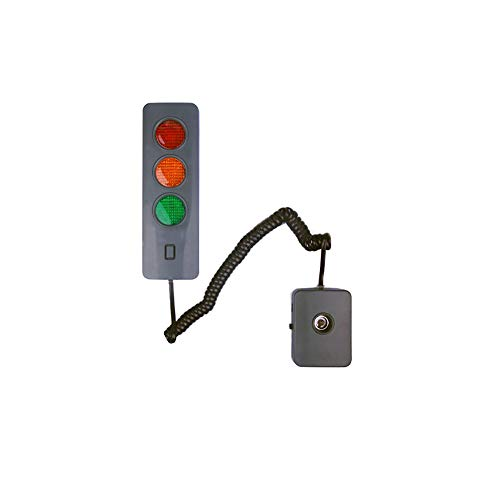 Garage Parkplatz Sensor - Parkplatz Zeichen LED-Licht, Garage Parkplatz Licht, Einparkhilfe, Geeignet Für Jede Garage Und Fahrerin (Ohne Batterie) -