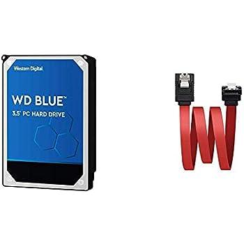 WD Blue - Disco Duro para Ordenadores de sobremesa de 3 TB Azul + ...