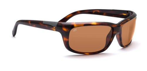 Serengeti Vetera Sonnenbrille, Farbe Objektiv-Polar PHD Drivers, Kategorie-2-3, Braun