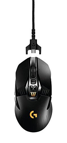 Logitech G900 Chaos Spectrum Professionelle Gaming Maus (kabelgebundene/kabellose) schwarz - 2
