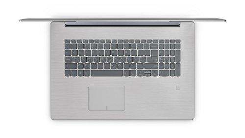Lenovo IdeaPad 320 439 cm 173 Zoll HD TN Antiglare Notebook intel 4415U dual root 4GB RAM 1TB HDD DVD Brenner Intel UHD Grafik 610 Windows 10 dwelling silber Notebooks