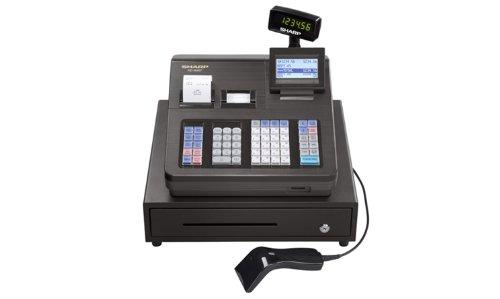Sharp shrxea507Sharp xe-a507Thermo-99Abt Cash reg-scan