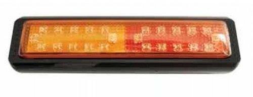 247Beleuchtung Led Hinten Kombination Leuchten Stop Tail Anzeige 12V/24V ca6091 (Kc-led-leuchten)
