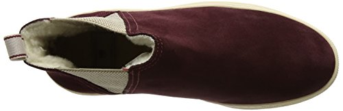 Gant Maria, Stivali Chelsea Donna Rot (french Roast Red)