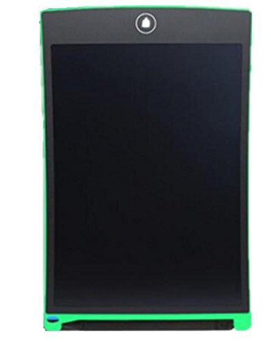 MTTLS 8,5 Zoll LCD Writing Tablet langlebig Elektronisches Whiteboard-Bulletin Board Küche Memo Zeichnung täglich Planer Kinder und Business Kinder Schreibtafel, green - Magnetische Kühlschränke Für Abdeckungen
