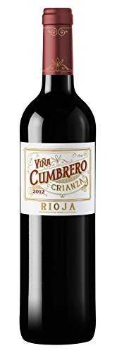 Viña Cumbrero Crianza - Vino Tinto D.O. Rioja. 100% Tempranillo