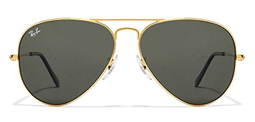 Men Branded Aviator Sunglasses Color Gold to Black By Generic
