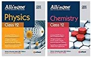 Arihant All in One Physics and Chemistry Class 12 (2020-21 Examination) Combo Pack
