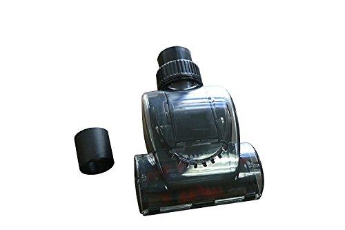 Cepillo Mini Turbo Universal 32/35mm para retirar pelo de mascota de tapicería. Compatible con...