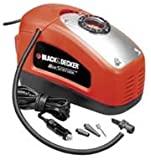 BLACK+DECKER ASI300-QS Compresseur filaire - 11 bar / 160PSI - Pompe à...