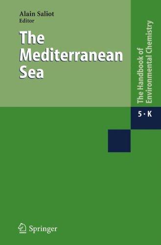 The Mediterranean Sea (The Handbook of Environmental Chemistry)