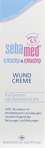 Sebamed Baby & Kind Wundcreme, 75ml (2er Pack)