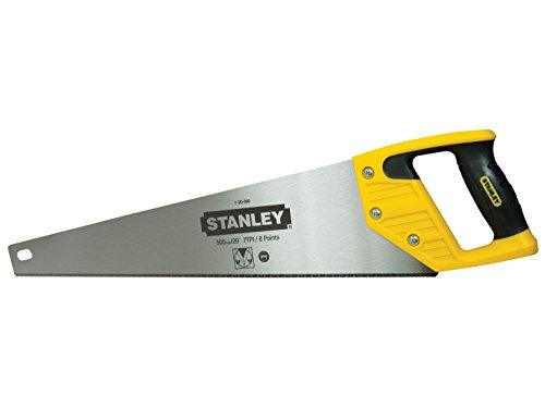 STANLEY 1-20-090 Segaccio per Legno, cm 500, Black, Yellow, 500 cm