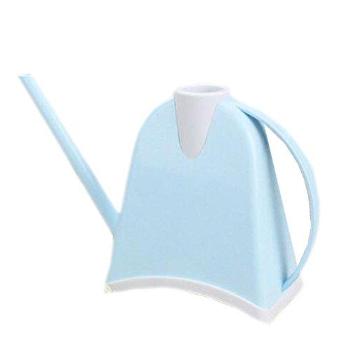 Pot de arrosage de 1,1 litre pour le bureau de Garden House - bleu clair