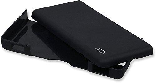 Speedlink Crystal Hartplastik-Hülle für Nintendo DS Lite (Anschlüsse frei erreichbar) schwarz