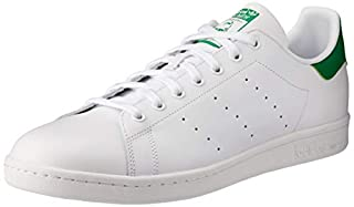adidas Stan Smith Sneaker Basse Unisex - Adulto, Bianco (Running White Ftw/Running White/Fairway), 44 EU (9.5 UK) (B00LUIKPVU) | Amazon Products