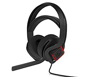 HP Casque Gaming OMEN Mindframe - Technologie FrostCap - Filaire - Son surround - Microphone - PC Portable - Eclairage RVB personnalisable