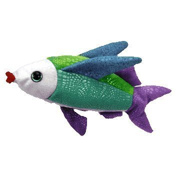 TY Propeller the Flying Fish Beanie Baby by Ty (Fish Beanie Baby)