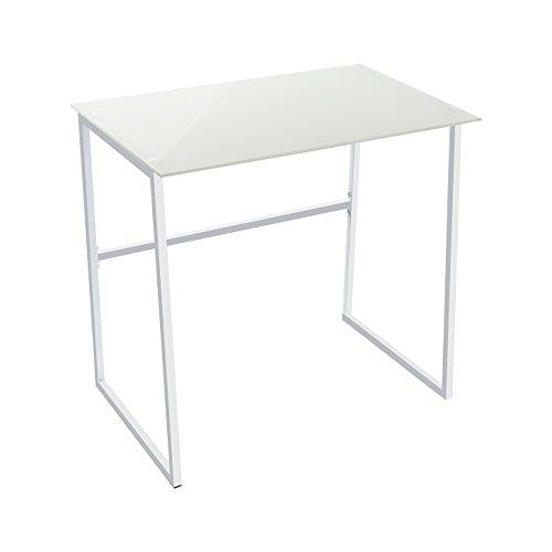 Versa 20880004 - Mesa de ordenador, color blanco