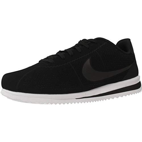 the best attitude 07234 b945f Nike Cortez Ultra Moire, Zapatillas de Deporte para Hombre, Black-White, 40
