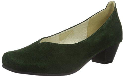 Andrea Conti 3002702, Escarpins femme Vert - Grün (tanne 147)
