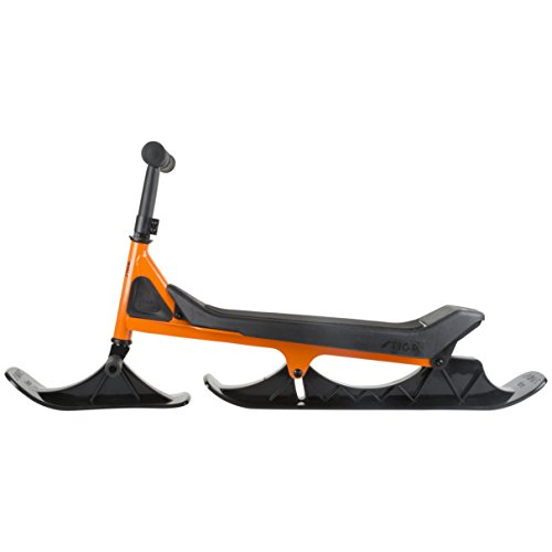 STIGA Kinder Snowrider, Orange/Black, One size - 2