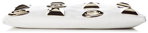 LAETELIER CAESARS - Hany, Pochette Donna Bianco (Blanc)