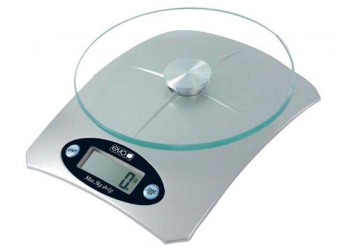 B scula de cocina 5 kg digital vtr sil for Bascula cocina amazon