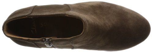 Clarks, Stivali donna marrone (Braun (Mushroom Sde))