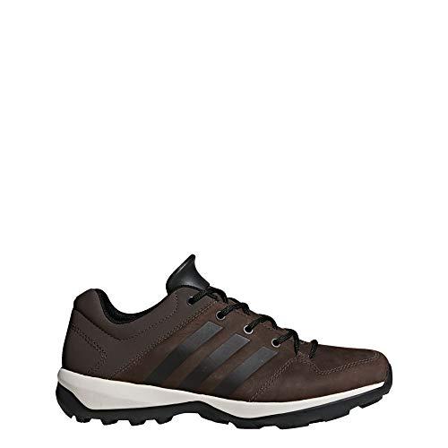 adidas Herren Daroga Plus Lea Trekking- & Wanderhalbschuhe, Mehrfarbig (Marron/Negbás/Marsim 000), 47 1/3 EU