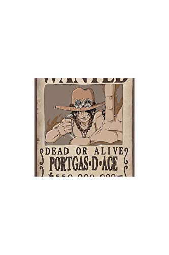 ABYstyle - ONE PIECE - Poster - Wanted Ace (91.5x61)